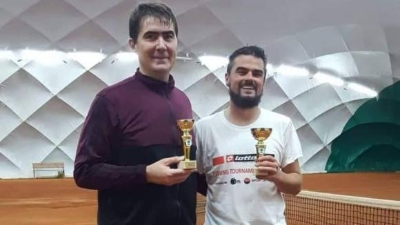 "Боджаков поднесе голямата изненада на ""Виа Тенис Стар"""