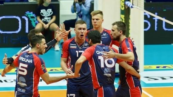 Виктор Йосифов заби 7 блокади, но те не стигнаха за успех на Монца (видео + снимки)
