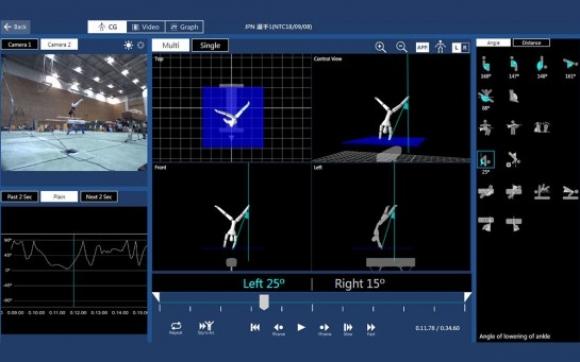 Технологичен гигант въвежда иновации при съдийството в спортната гимнастика
