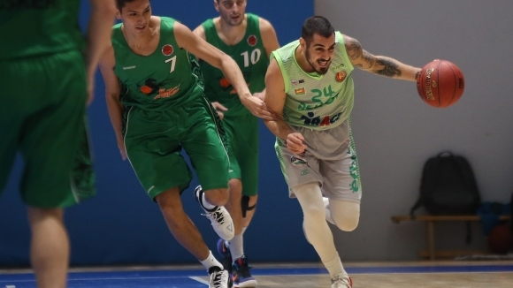 Берое взе своето от казахстанския тим в Балканската лига (галерия)