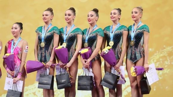 Националките по художествена гимнастика ще участват в благотворителния спектакъл