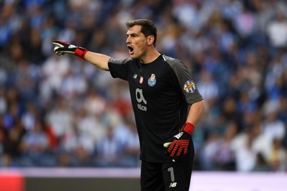 Касийяс: Искам един ден да се завърна в Реал