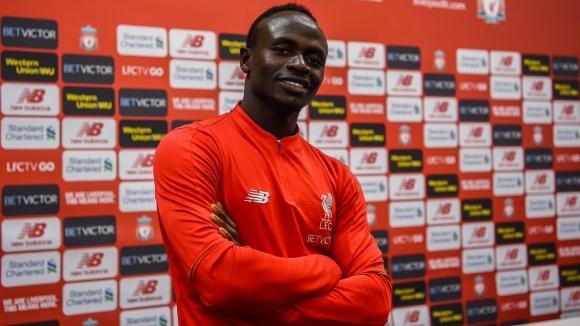 Садио Мане подписа нов договор с Ливърпул