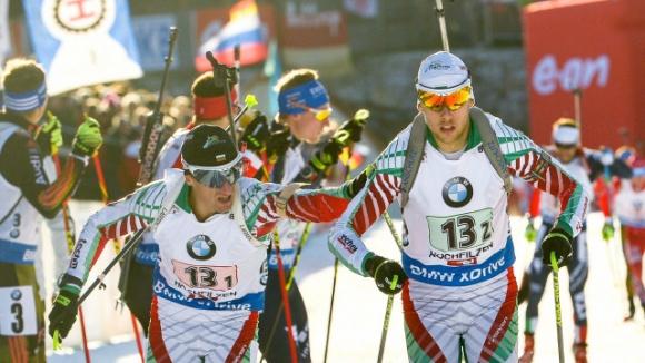 Биатлонистите тренират в Австрия преди началото на Световната купа
