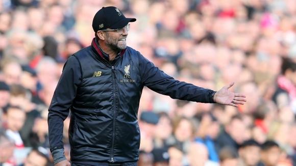 Клоп: Предпочитам да спечеля Висшата лига пред Шампионската лига