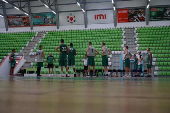 Две седмици пауза за мъжкия тим на Балкан