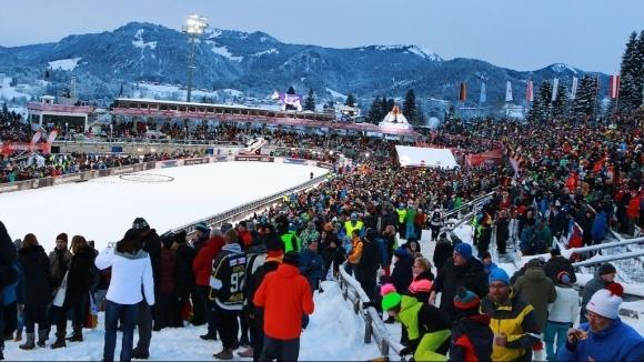 Отмениха тренировките и квалификациите по ски скок в Рука