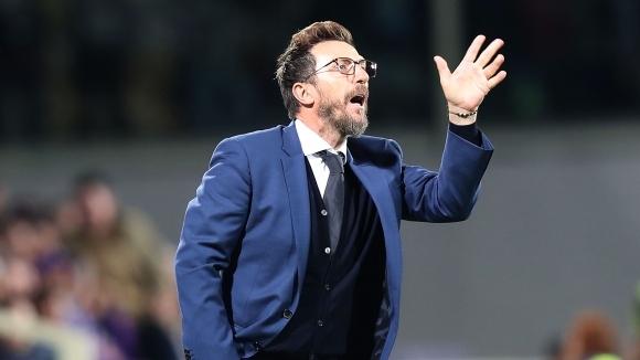 Ди Франческо: Срещата с Удинезе е по-важна от тази с Реал Мадрид