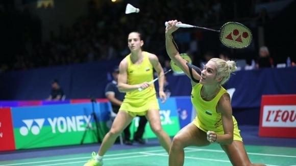 Сестри Стоеви се класираха за полуфиналите в Глазгоу