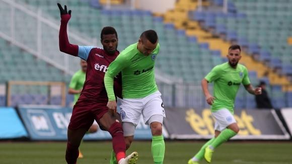 Мариян Христов: Заслужена победа, взимахме точка от Ботев, ако съдията бе свирил по-рано край на мача