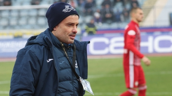Людмил Киров: Моите футболисти стояха много добре на терена