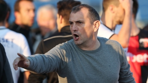 Венци Стефанов се чуди дали да смени Загорчич