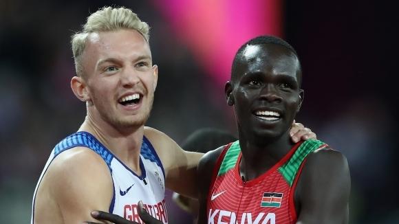 Наказаха Бет за 4 години, но не му отнеха световния медал, конкурент избухна в Instagram