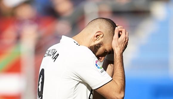 Стряскаща статистика за Реал Мадрид