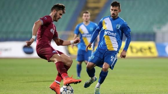 Халф на Верея нападна съотборниците си: Не стават за Първа лига, казвам го съвсем отговорно
