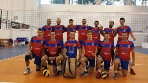 Град продължава непобеден в Група А на Висшата лига