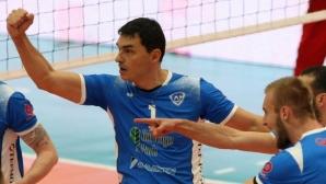 Владо Николов минава в състезателен режим
