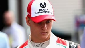 """Мик Шумахер ще кара с Фетел на """"Състезанието на шампионите"""""""