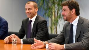 Чеферин и Аниели предвиждат трети европейски клубен турнир