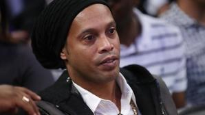 Прокуратурата в Бразилия конфискува коли на Роналдиньо