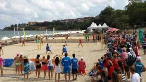 България отново ще е домакин на Европейско първенство по плажен тенис