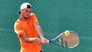 Габриел Донев е четвъртфиналист в Анталия