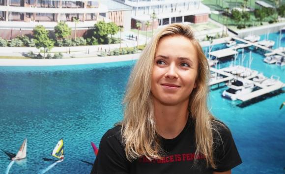 Елина Свитолина пред Sportal.bg: Доказах, че мога да печеля на най-високото ниво