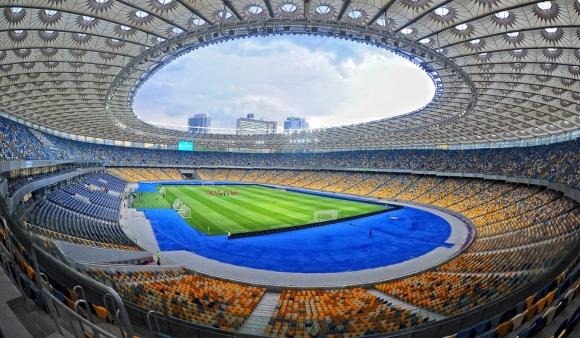 Мачът Ворскла - Арсенал преместен в Киев заради военното положение в Украйна