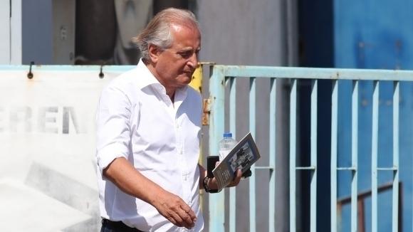 Спас Русев за Мъри: Поредната фалшива новина, Стоянович не подлежи на дискусия