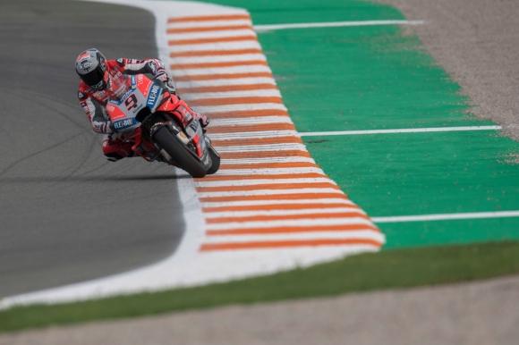 Петручи най-бърз в първия ден от теста на MotoGP в Испания