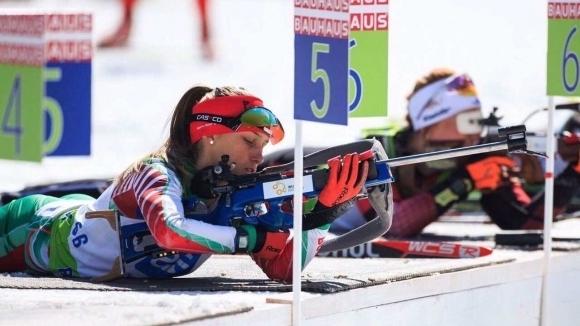 България с пълни отбори в първите два международни старта по биатлон