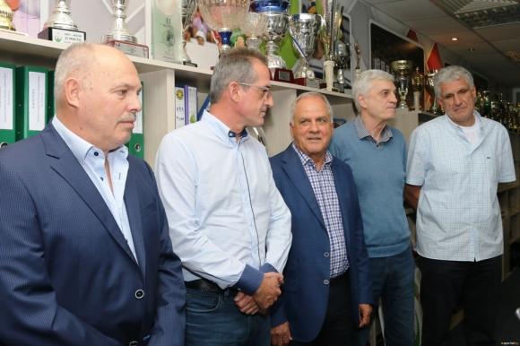 Данчо Лазаров за купона в Казанлък: Това беше един виц