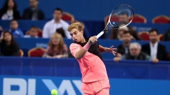 """Андреев продължава с успех защитата на титлата си на """"Еди Хер"""", българка е на 1/4-финал до 14 г."""