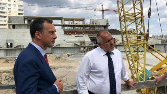 Залата в Бургас стана златна с нови 18.8 млн. лв. държавни пари