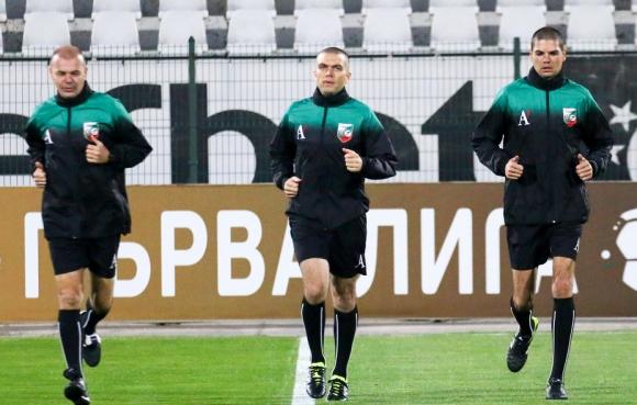 Стана ясен съдията на Славия - ЦСКА-София