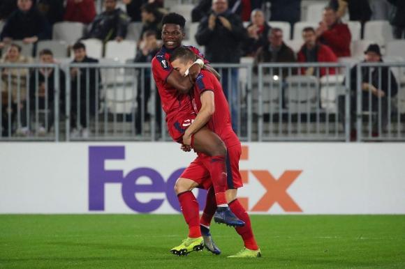 Бордо подложи крак на Славия (видео)