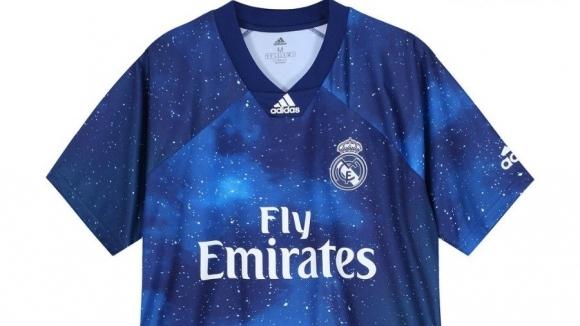 """Реал Мадрид пусна в продажба нов """"галактически"""" екип"""