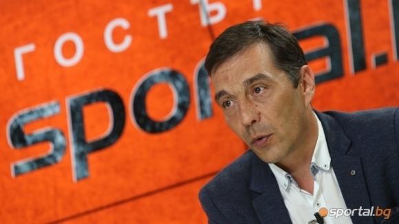 Петричев: Много хора обичат Лудогорец и ние сме горди