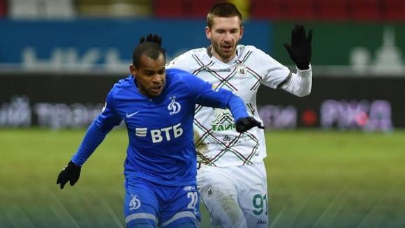 Динамо си тръгна с точка от Казан