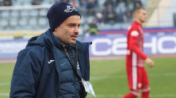 """Треньорът на Дунав: Не е невъзможно да вземем точки от """"Герена"""""""