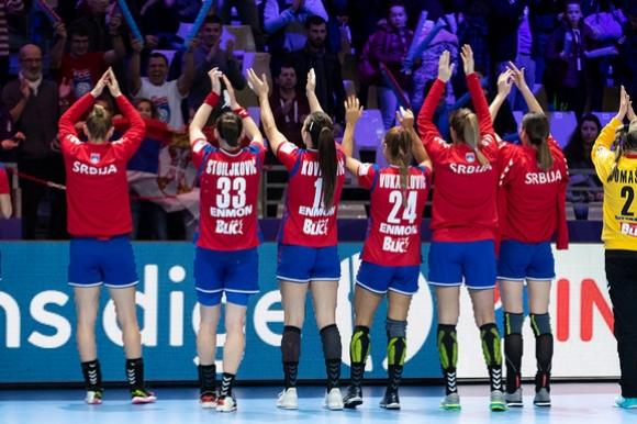 Сърбия започна с победа участието си на европейското първенство по хандбал за жени