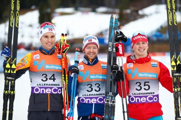 Шюр Рьоте с втора победа в кариерата си за Световната купа по ски бягане