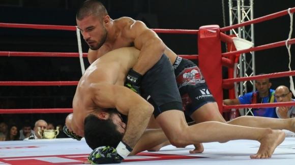 След дълго отсъствие Георги Валентинов отново победи на българска земя!