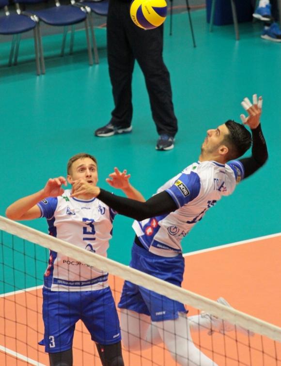 Светльо Гоцев и Динамо-ЛО с първа победа в Суперлигата на Русия