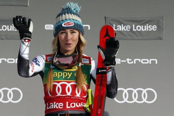 Шифрин влезе в историята на алпийските ски