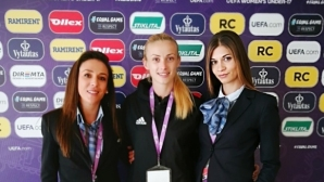 Директор в БФС делегат на Атлетико (Мадрид) - Монако
