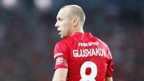 Кононов няма да отнема капитанската лента на Денис Глушаков