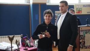 Едмонд Назарян: Голямата ми цел е златен медал от олимпийски игри