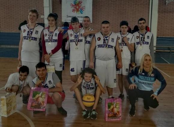 Академик Бултекс 99 стана първи на турнира Спешъл Олимпикс
