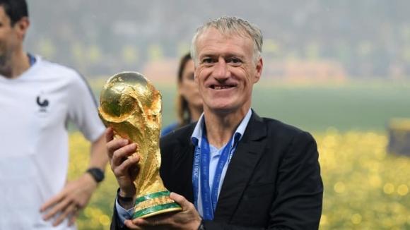 Дешан: Ще съм разочарован, ако не спечели французин